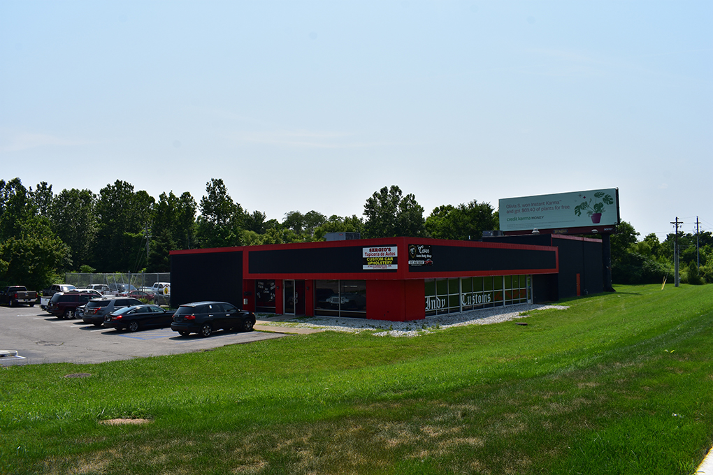 3760 Commercial Dr.